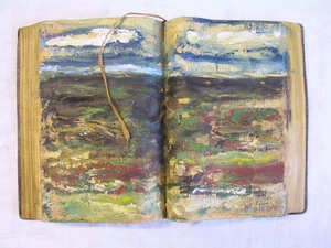 LIBRO PAISAJE II.; Artists Book