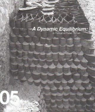 INSITE_05 A DYNAMIC EQUILIBRIUM: IN PURSUIT OF PUBLIC TERRAIN = EQUILIBRIO DINÁMICO: EN...